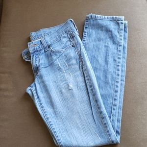 Old Navy Light Blue Skinny Jeans
